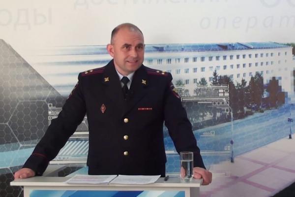 Глава полиции Каменска-Уральского в прямом эфире расскажет о переменах, которые произошли у городских стражей порядка...