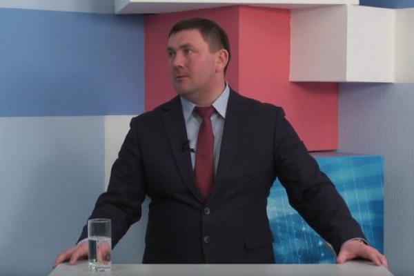 Прямой эфир с главой города Алексеем Шмыковым