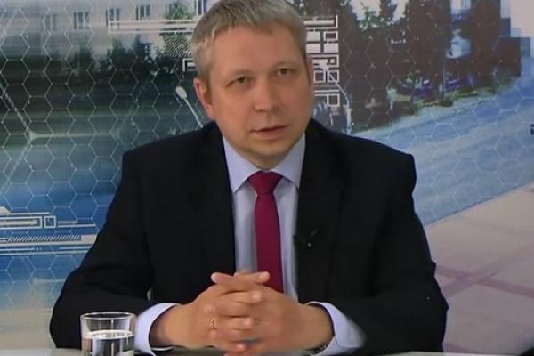 Разговор по существу. В гостях Н.Орлов, зам.главы города по развитию и строительству