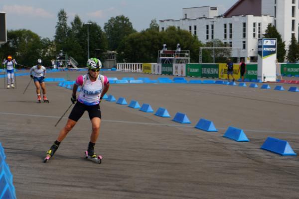 Проблемы с винтовкой оставили Тамару Воронину из Каменска-Уральского без медалей чемпионата мира по летнему биатлону...