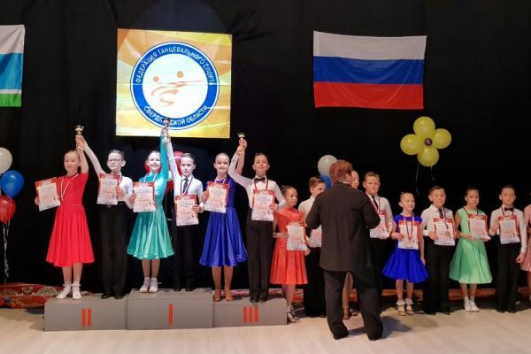 Очередные победы одержали танцоры из Каменска-Уральского. На этот раз в Сухом Логу...