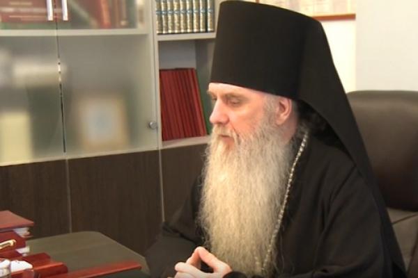 Вопрос-Ответ. В гостях Владыка Мефодий, епископ Каменский и Камышловский