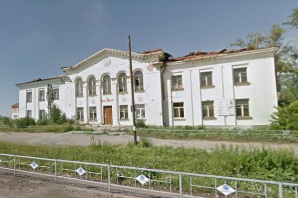 В Каменском районе продают бывшее здание администрации в селе Покровское...