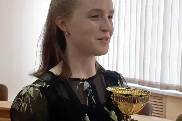 Маргарита Филиппова стала первым претендентом на звание «Лучшего спортсмена Каменска-Уральского 2019 года». Итоги уникального голосования