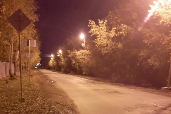 На улице Абрамова в Каменске-Уральском стало светлей...