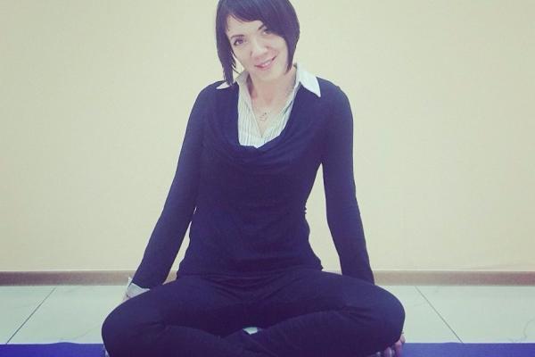 Евгения Вишнякова: о себе, о самосовершенствовании и о йоге в Каменске