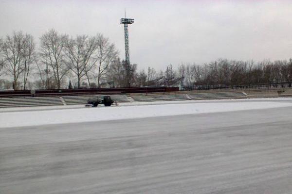 23 ноября в Каменске-Уральском открывается каток стадиона СОК «Синара»...