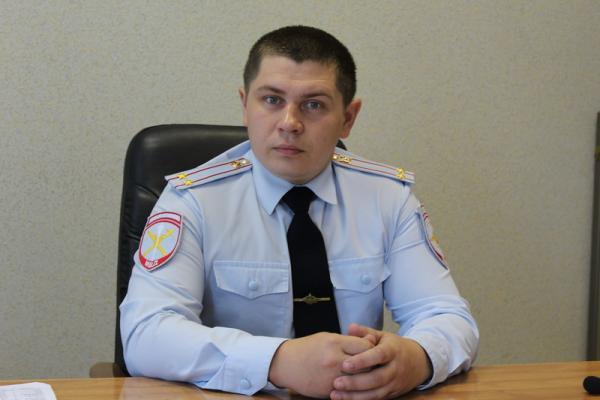 Назначили нового начальника отдела полиции Синарского района Каменска-Уральского...