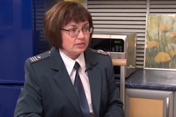 Вопрос-Ответ. В гостях Е.Свиридова, заместитель начальника налоговой инспекции
