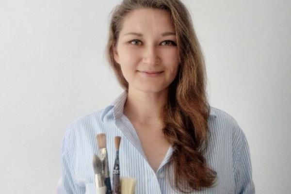 Каменский декоратор Лена Стафеева: о поиске себя и о любимой работе