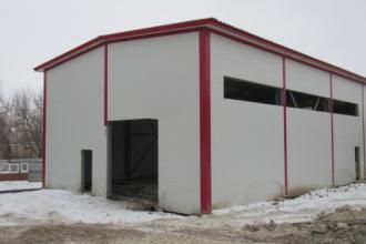 В поселке имени Чкалова строят центральный тепловой пункт