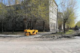 Улица Пугачева. Жители задают вопросы о тротуарах