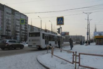 Новогодние каникулы. Общественный транспорт
